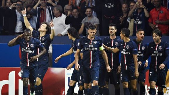 PSG Regains Lead