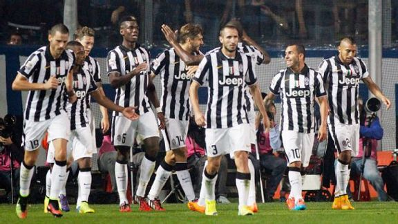Testing Juventus' Perfection