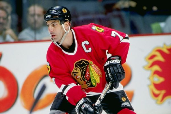 After leaving Red Wings, Chris Chelios to work for Blackhawks