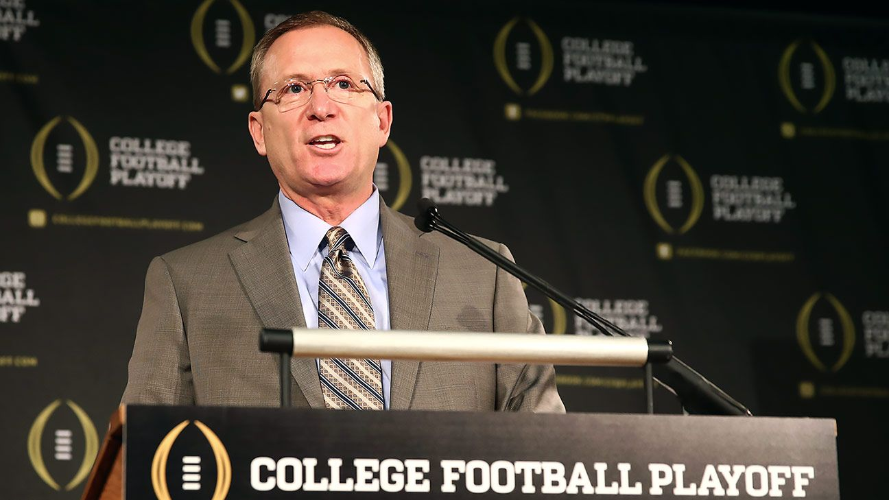 Jeff Long re-elected as CFP Selection Committee chair