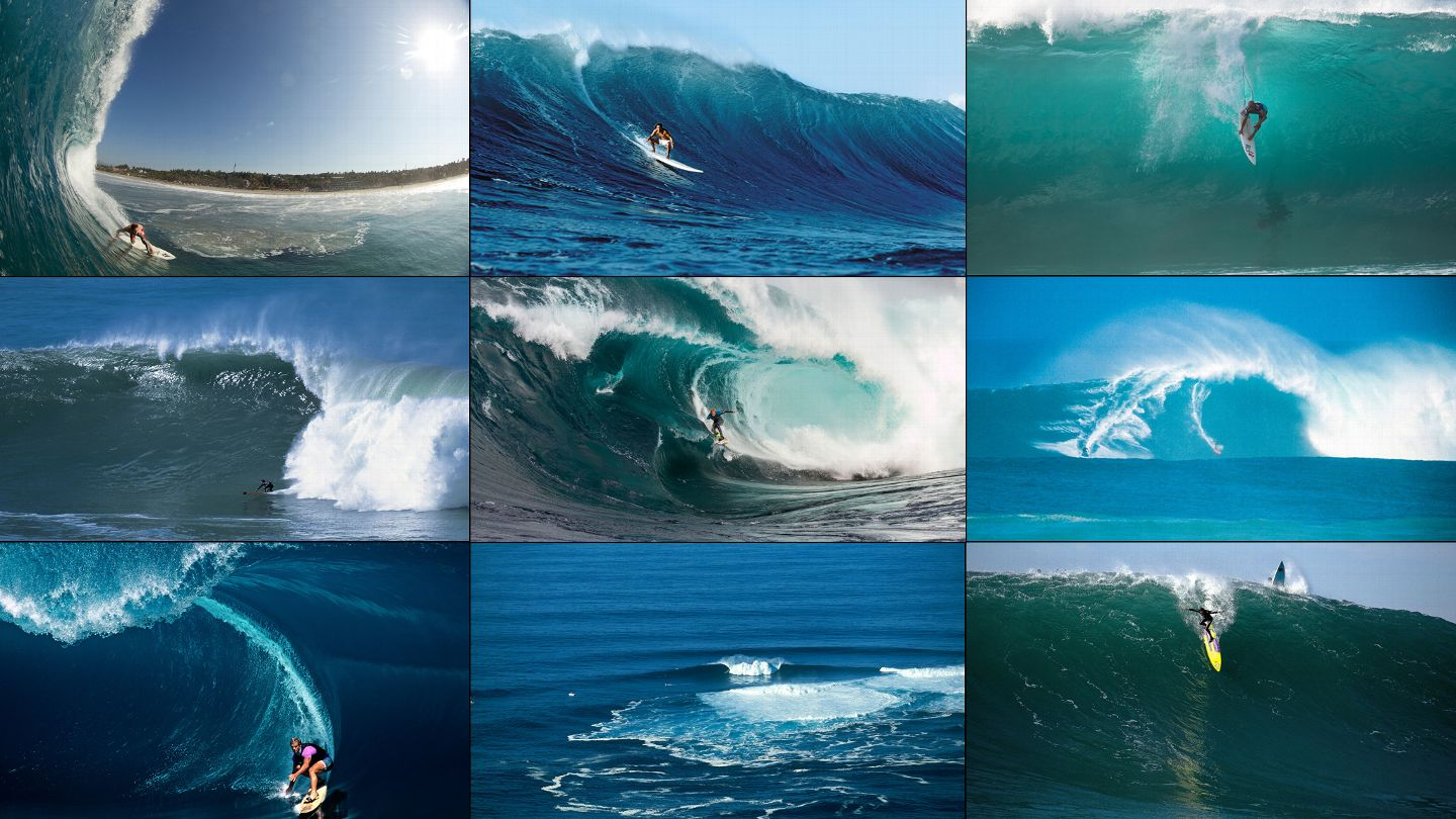 A Big Wave Surfing History