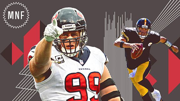 Greatness Drives J.J. Watt