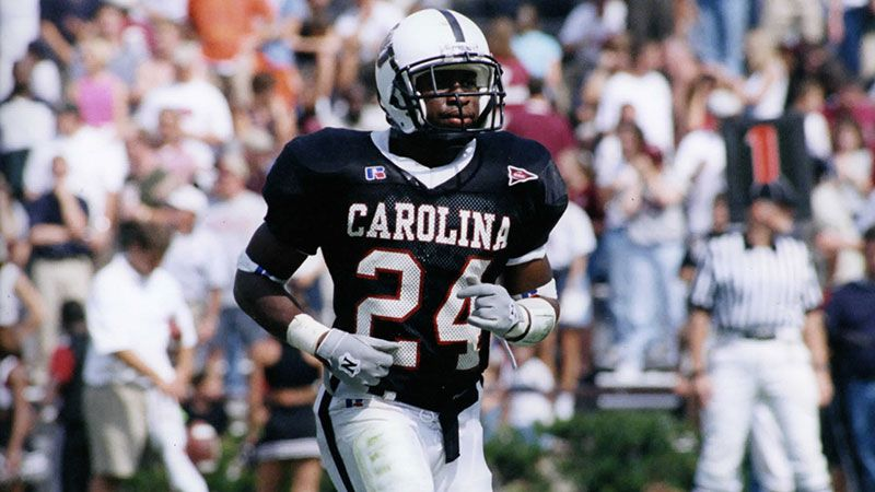 SEC Football Legend: Sheldon Brown