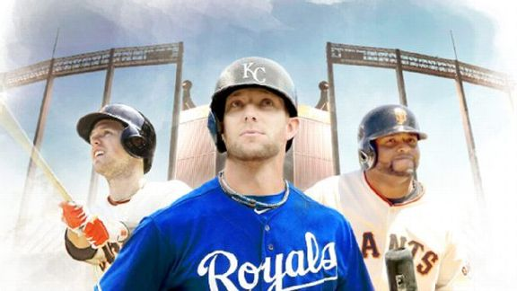 Royals Or Giants? Tough Call