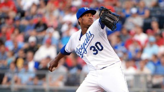 K.C. Needs Ventura To Be Ace