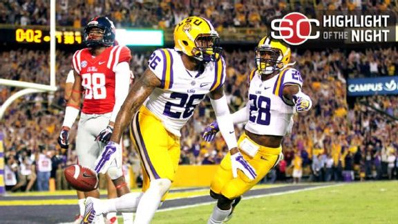 LSU Alters The Landscape