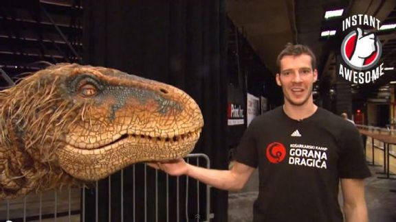 Dragic Spooks Teammates