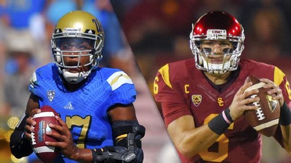 UCLA, USC In Good Hands