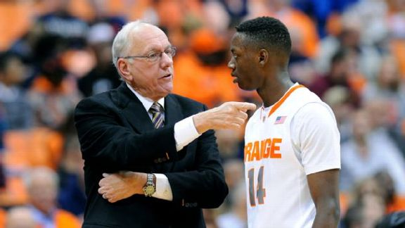 An Early Challenge For Cuse