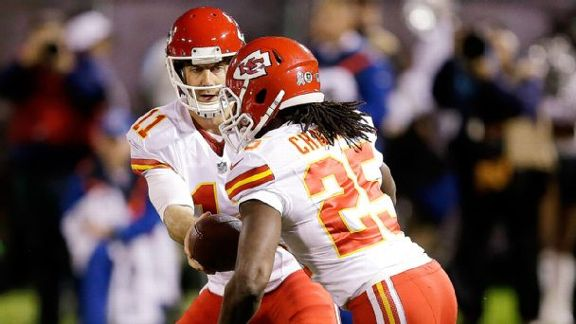 Raiders Strike First vs. Chiefs