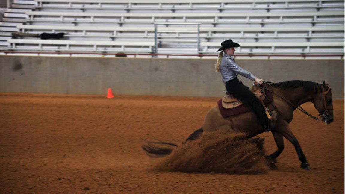 No. 9 Aggie equestrian downs No.5 UGA