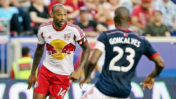 Red Bulls Take On Revs