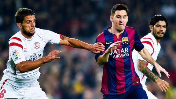 Messi Sets Goals Record