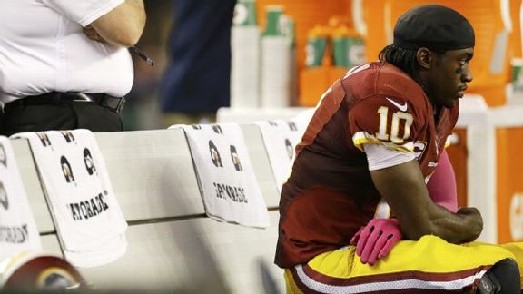 Source: Skins Bench RG III