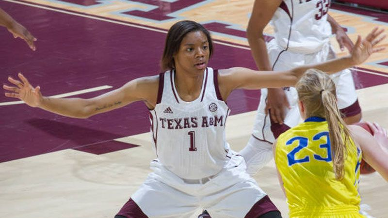 No. 7 Aggies rout McNeese St 93-27