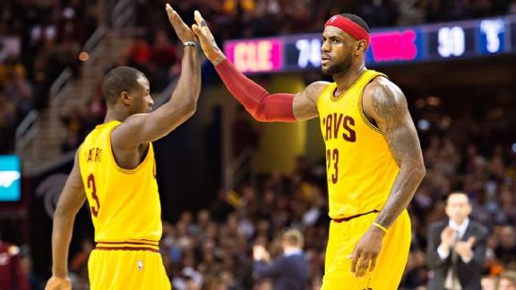 Cavs Turn Tables On Wizards
