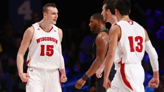 Badgers Moving Forward