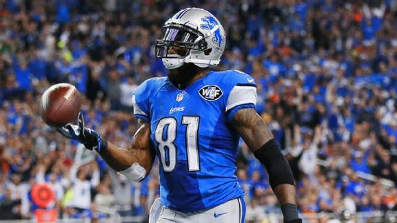 Lions Thankful For Megatron