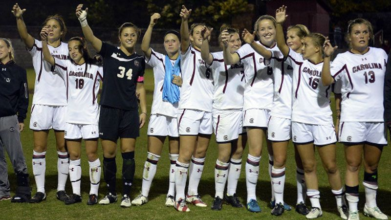 No. 2 FSU ends No. 18 South Carolina's run in NCAA quarterfinal