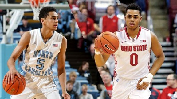 UNC, OSU Desperate To Win