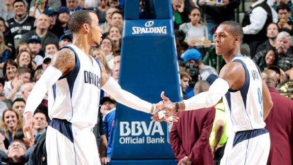 Positive Signs In Rondo's Debut