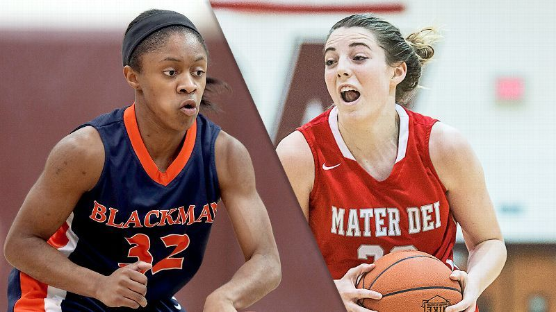 watch 95cb3 63be7 No. 1 Blackman, No. 4 Mater Dei Set For Grand Finale At Nike TOC