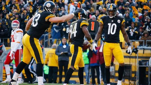 Steelers End Playoff Drought