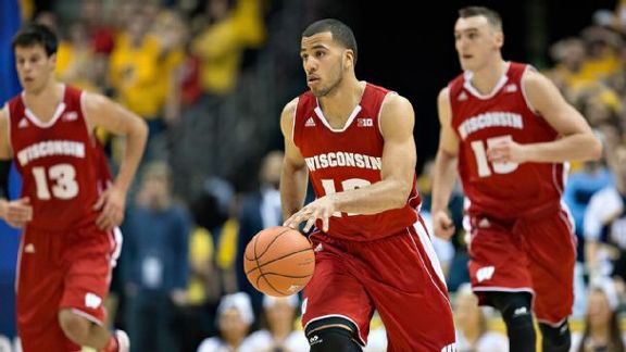 True Road Test For Badgers