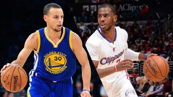 Warriors, Clips Renew Rivalry