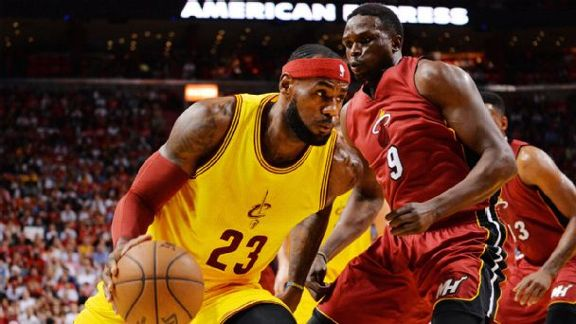 Wade, Heat Hold Off Cavs