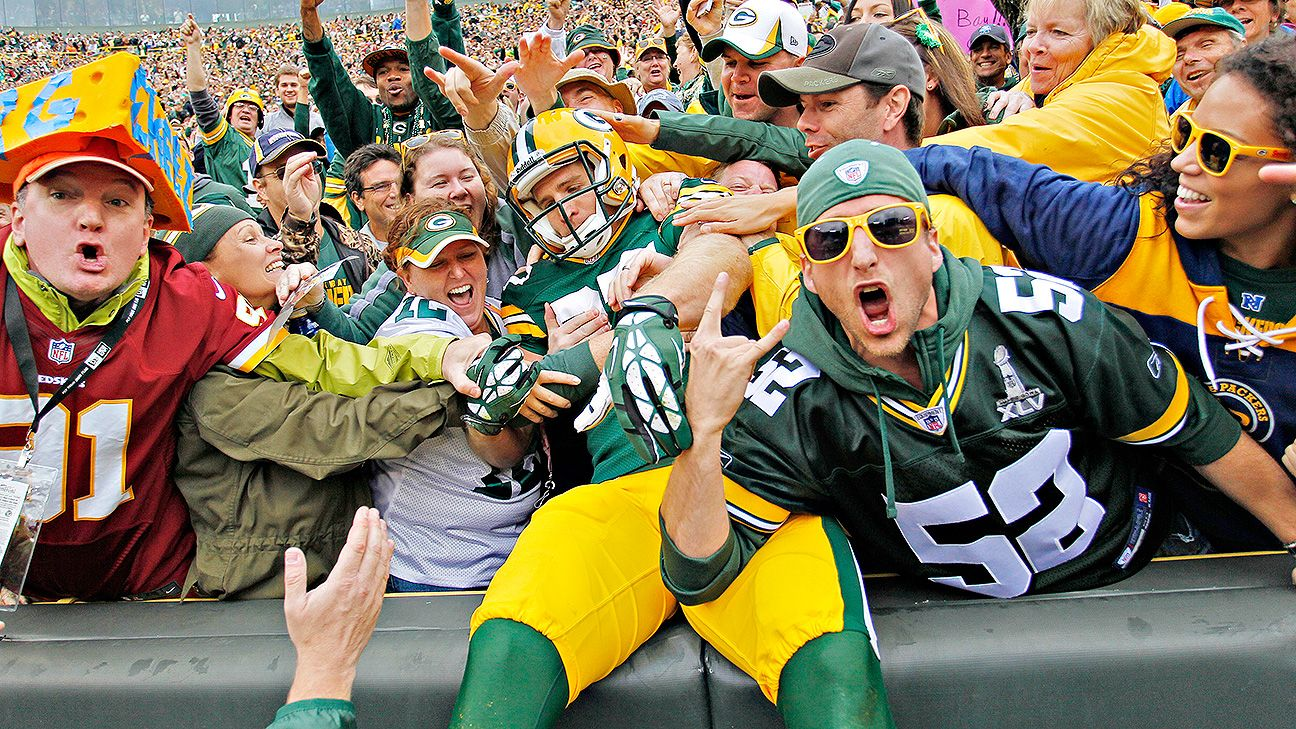 Green Bay Packers Reveal History Of Lambeau Leap
