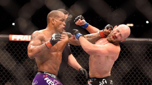 Hector Lombard - MMA Blog - ESPN