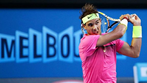 Nadal Faces Tough Test