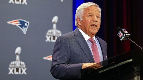 Pats' Owner Goes On Offensive