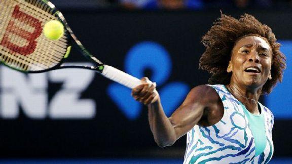 Venus Prevails At The Aussie