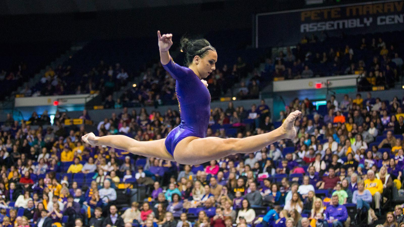 Sec Gymnasts Of The Week
