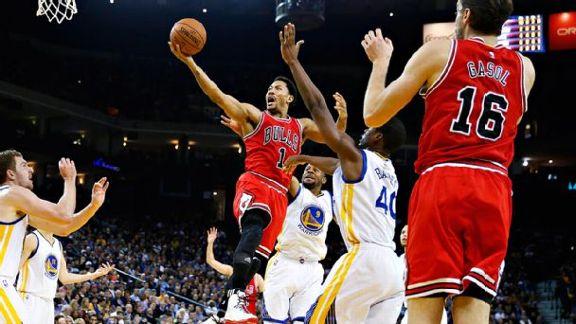 Bulls Pull Out OT Victory
