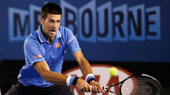 Djokovic Survives In Five