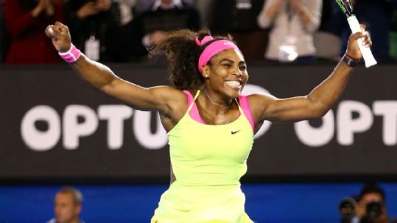 Serena A Slam Champ Again