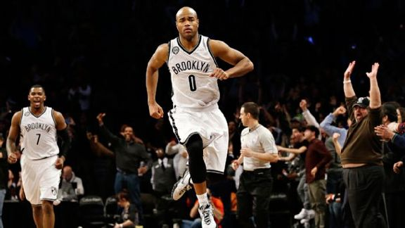 Jack, Nets Take Down Warriors