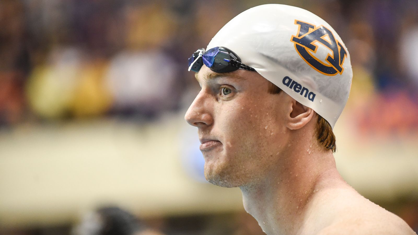 Auburn swimming's Browning succeeds in return to pool