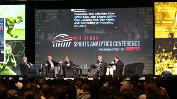 Follow Sports Analytics Talk