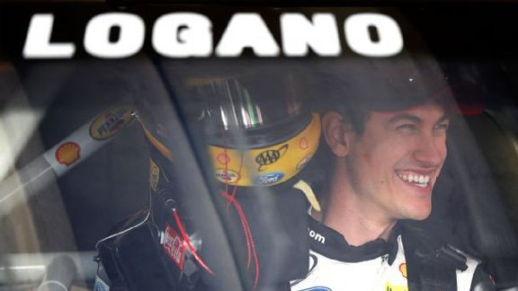 Logano Still In Fast Lane