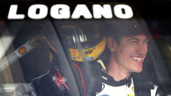 Logano Still In Fast Lane