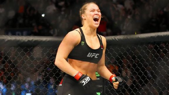 The Year Of Ronda Rousey
