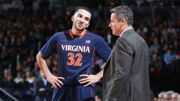 UVa Off To Slow Start