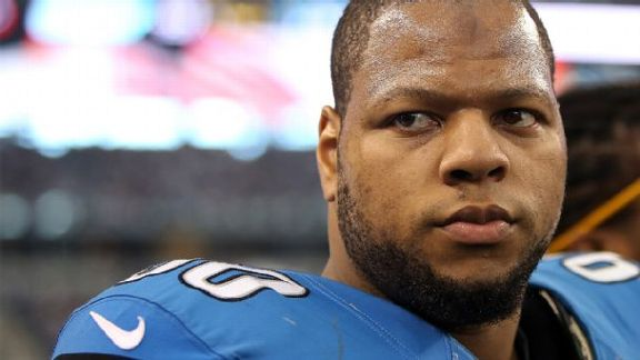 Suh Set Free By Detroit