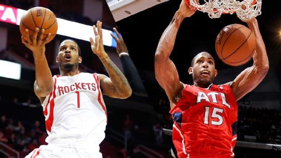 Rockets Missing Star In Atlanta
