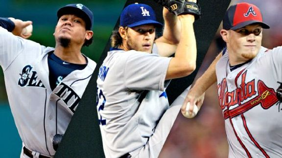 MLB's Best On The Mound