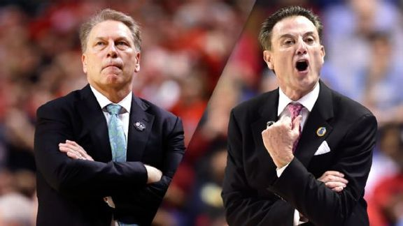 Izzo-Pitino Elite Eight Clash